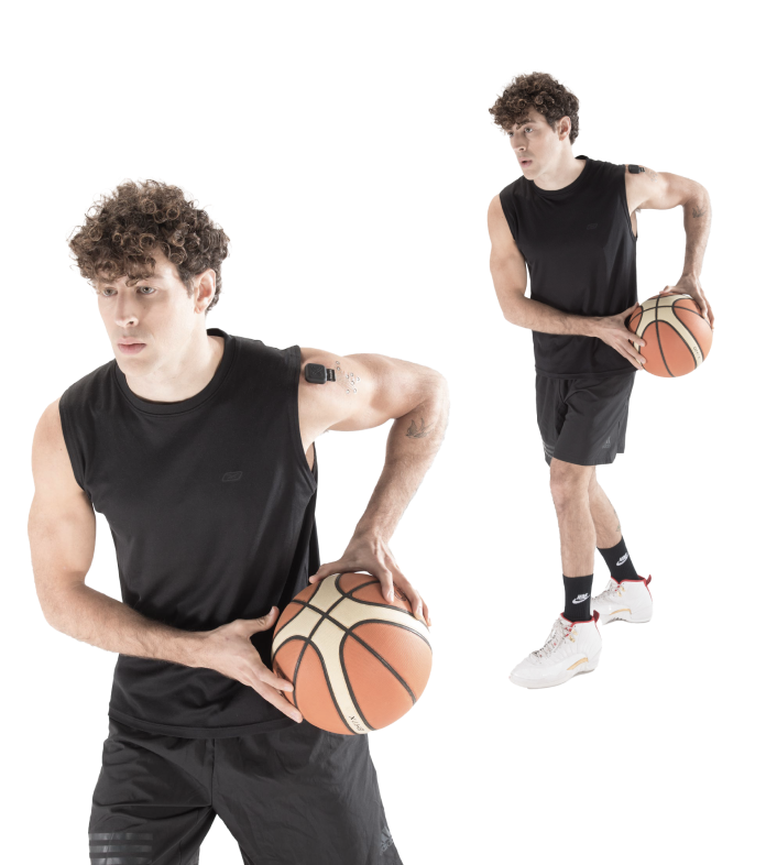 Take your athletes from good to great. Understand their body's balance, boost their performance and enhance their training programs in any setting, using X-trodes' groundbreaking smart technology. Contact us for more information.